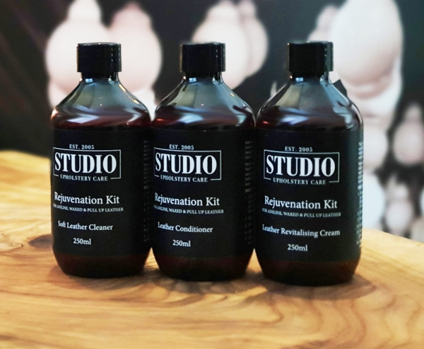 Studio Aniline Leather Care Kit 2